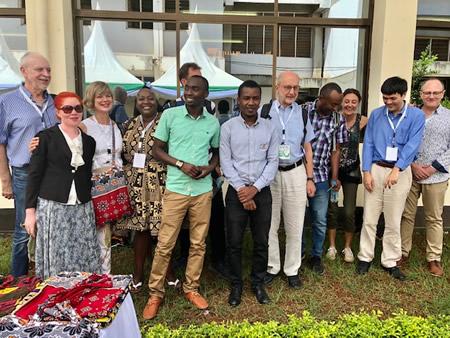 Dermatologie-Kongress am RDTC Tansania 2020